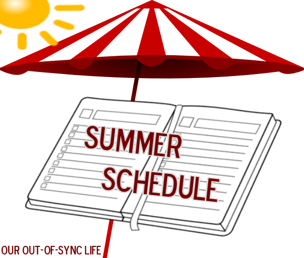 Chore clipart summer. Our schedule school chores