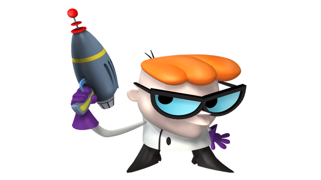 Lab clipart explosion. Dexter punch time wiki