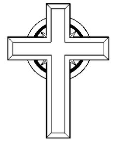 Blue gallery of crosses. Cross clipart jpg free stock