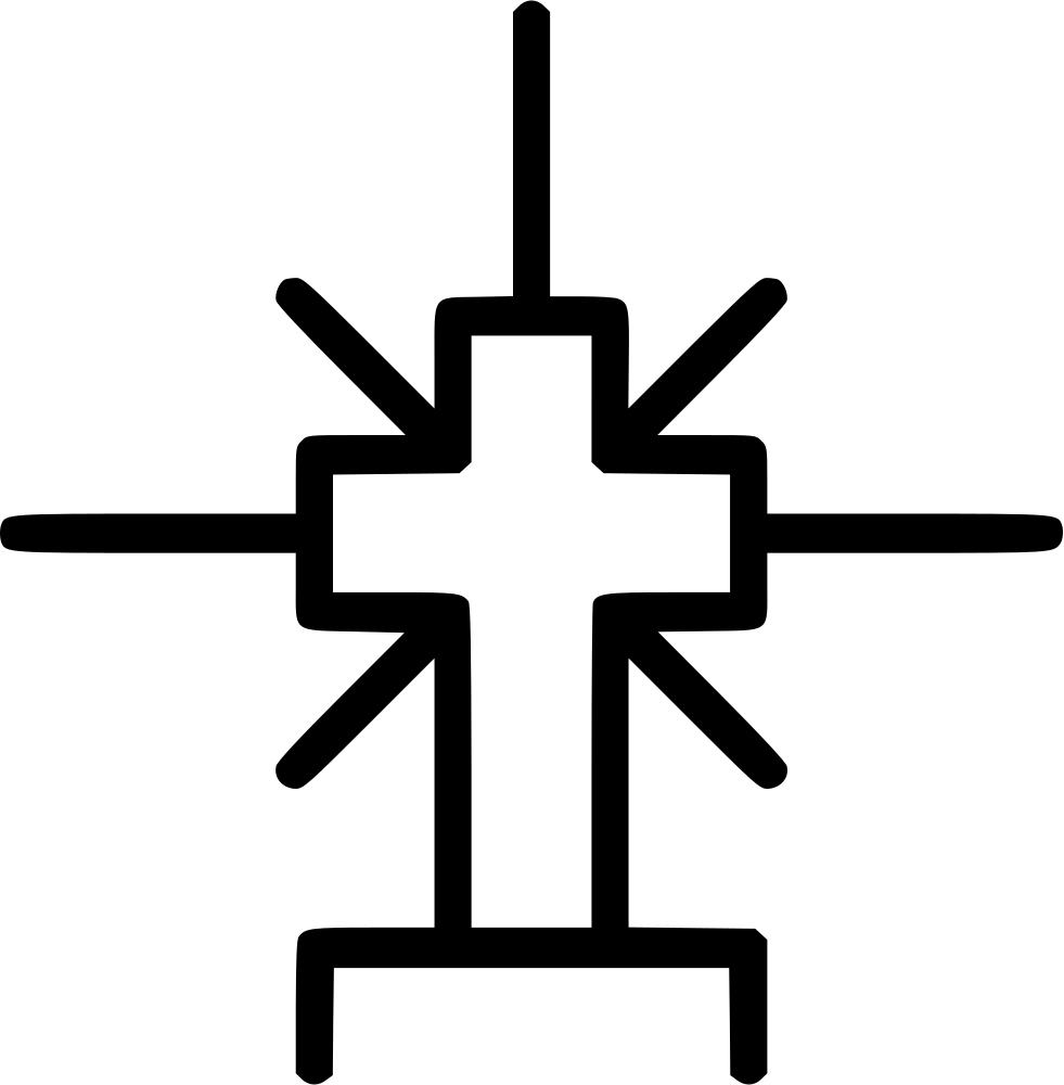 Cross shiny religion png. Christian svg clip black and white library