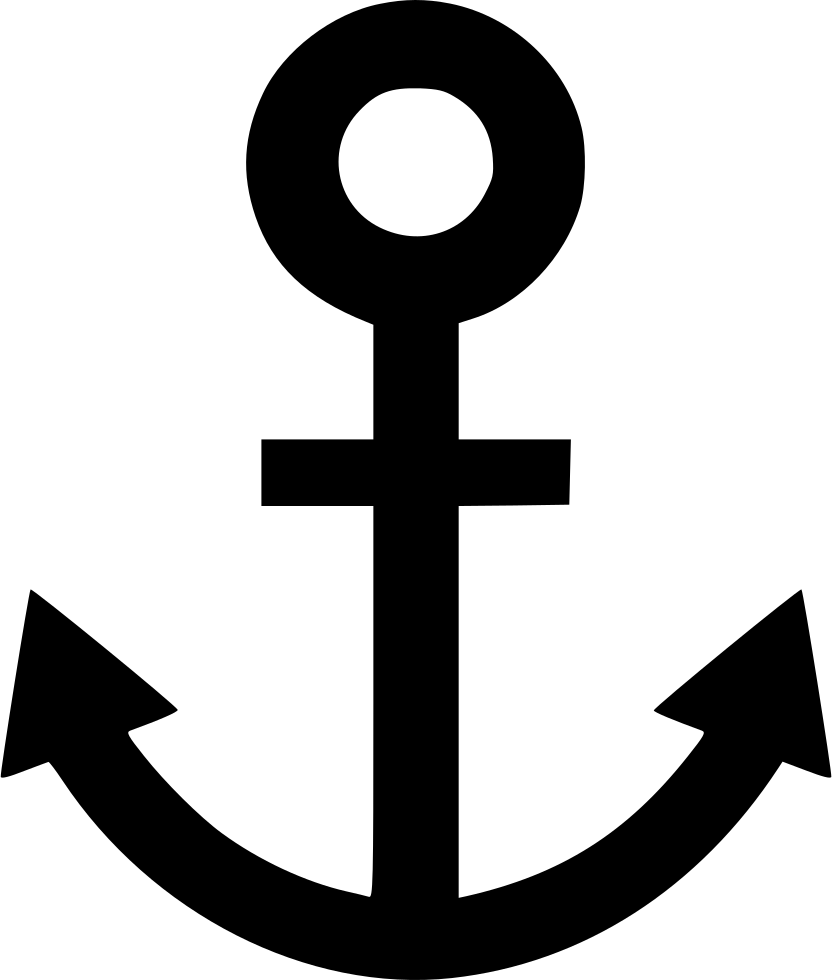 Christian svg anchor. Collection of free download
