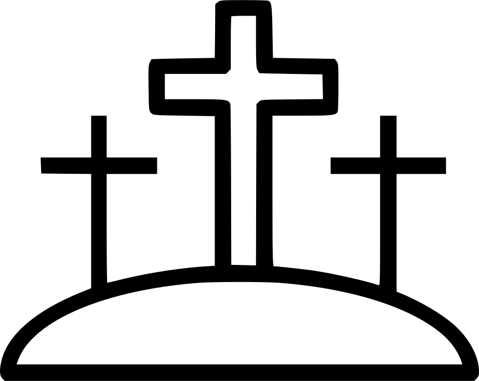 Calvary cross png icon. Christian svg jesus picture freeuse download
