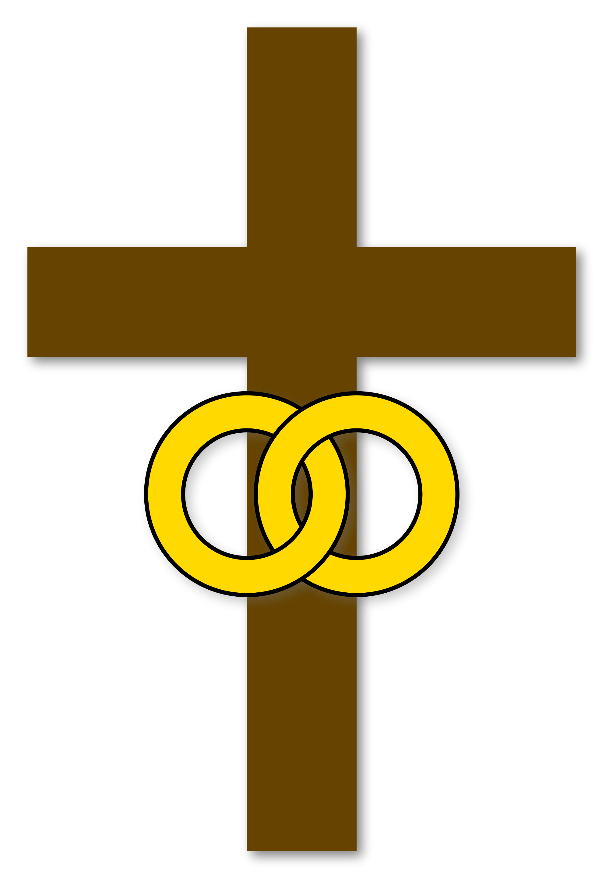 Christian svg png. File marriage cross symbol