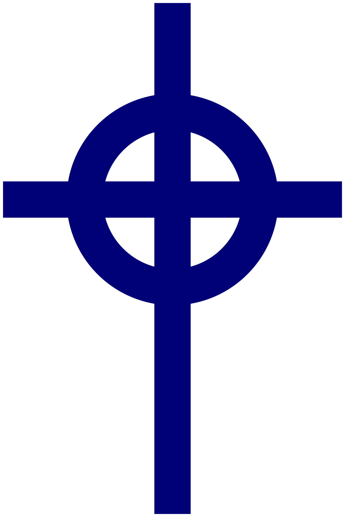 Christian vector gothic cross. Celtic wikipedia