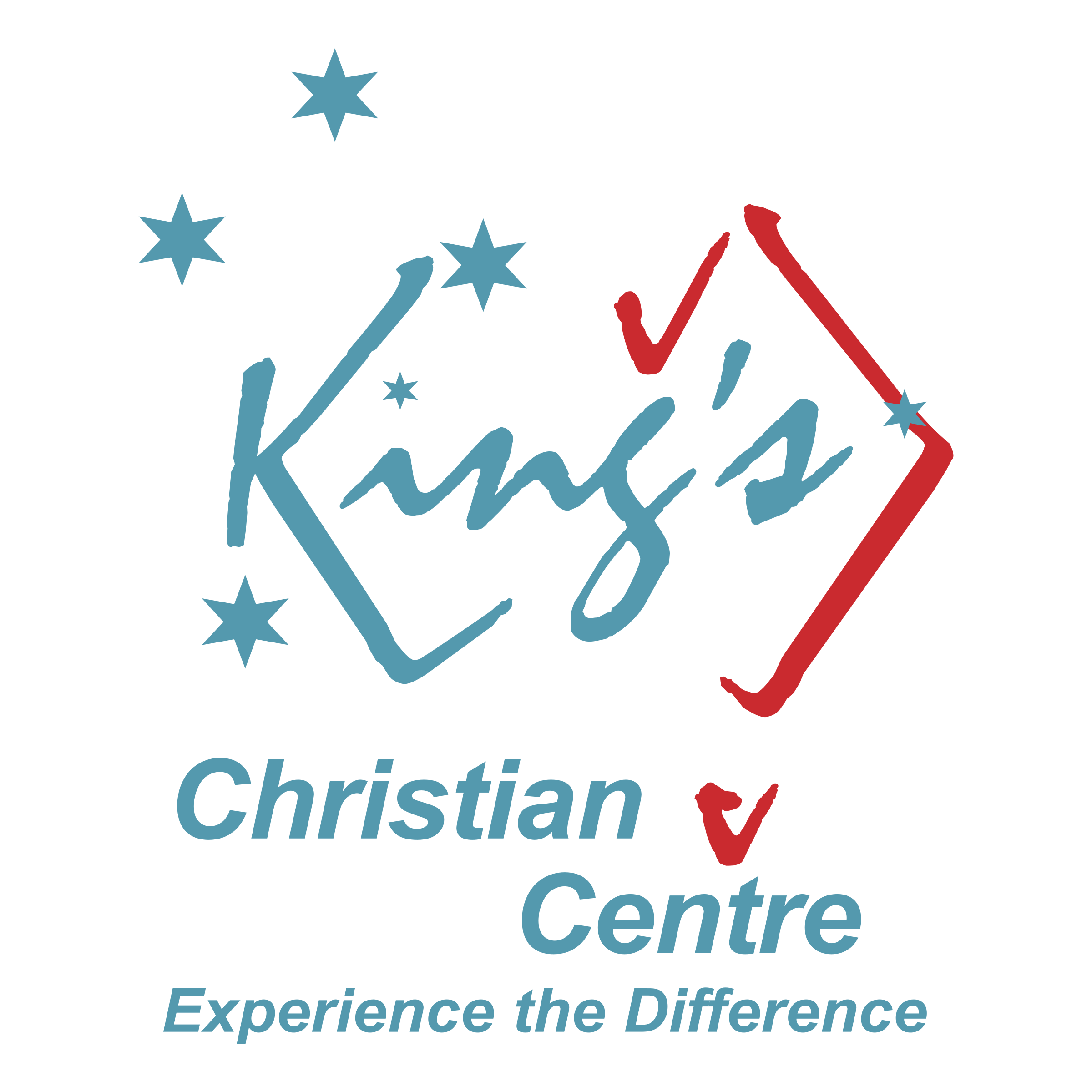 Christian vector logo. King s centre png