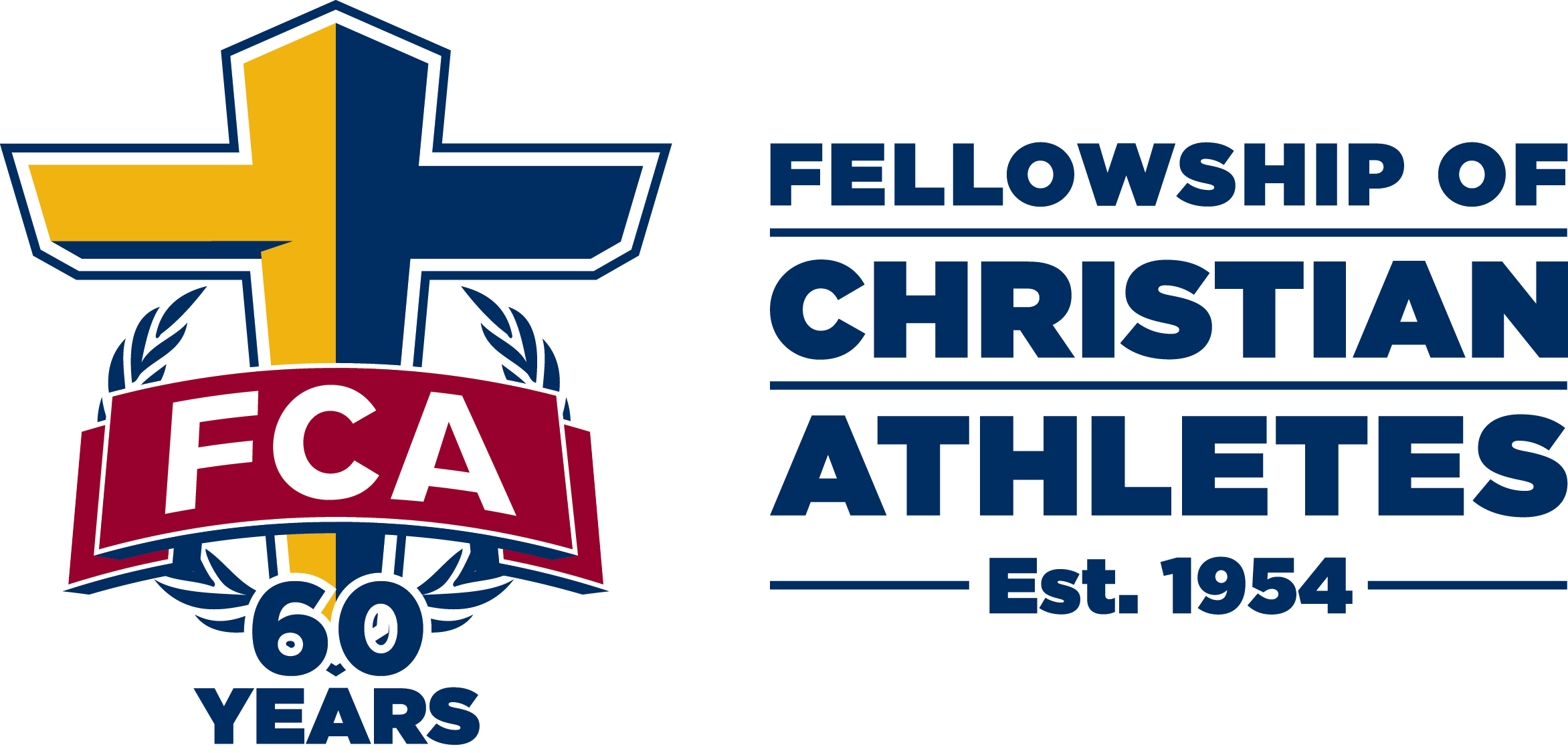 Christian vector logo. Fca updates logos fellowship
