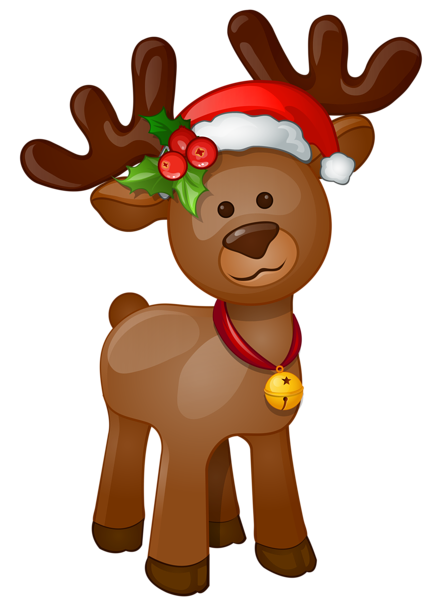 Reindeer clipart png. Rudolph clip art image