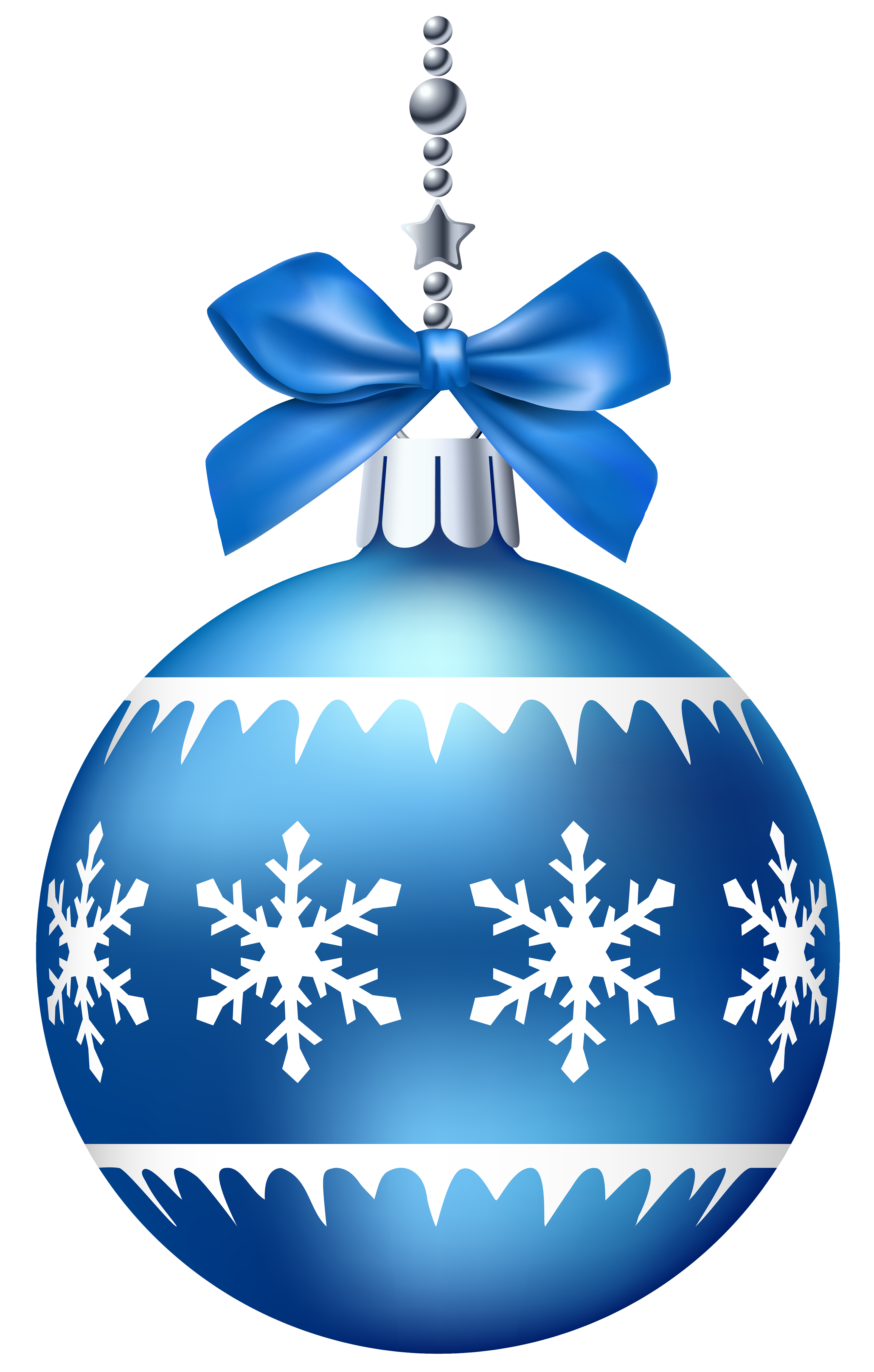 christmas png blue
