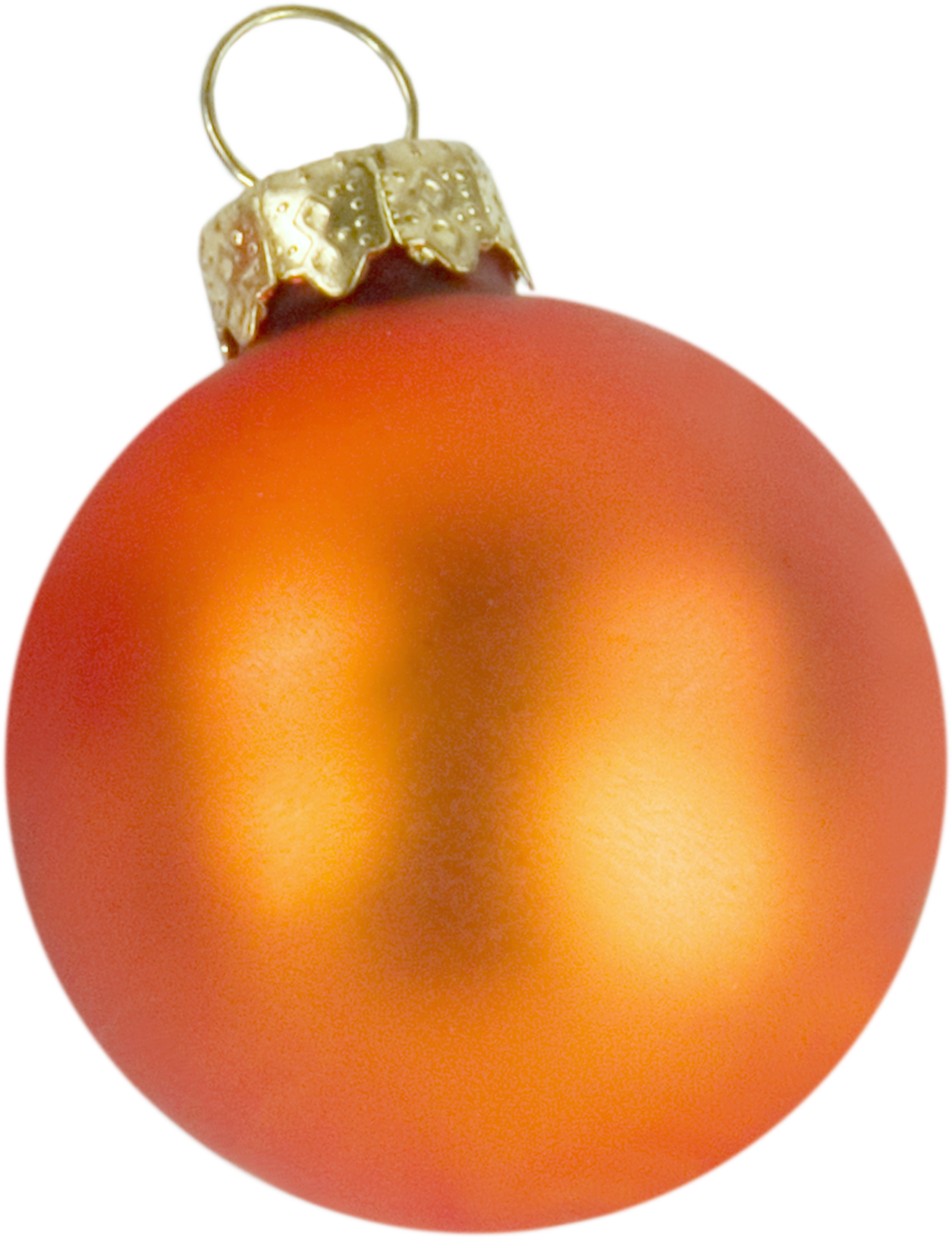 Christmas ball ornament png. Five isolated stock photo