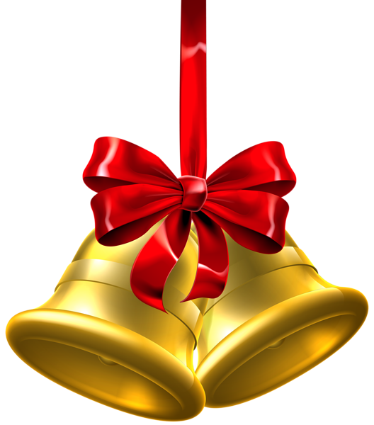 Christmas bell images png. Decorations fair gold bells