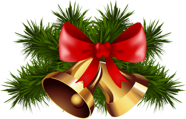 Christmas png. Bell image