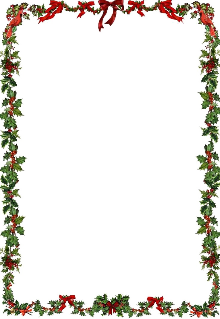 Christmas border .png. Png high quality image