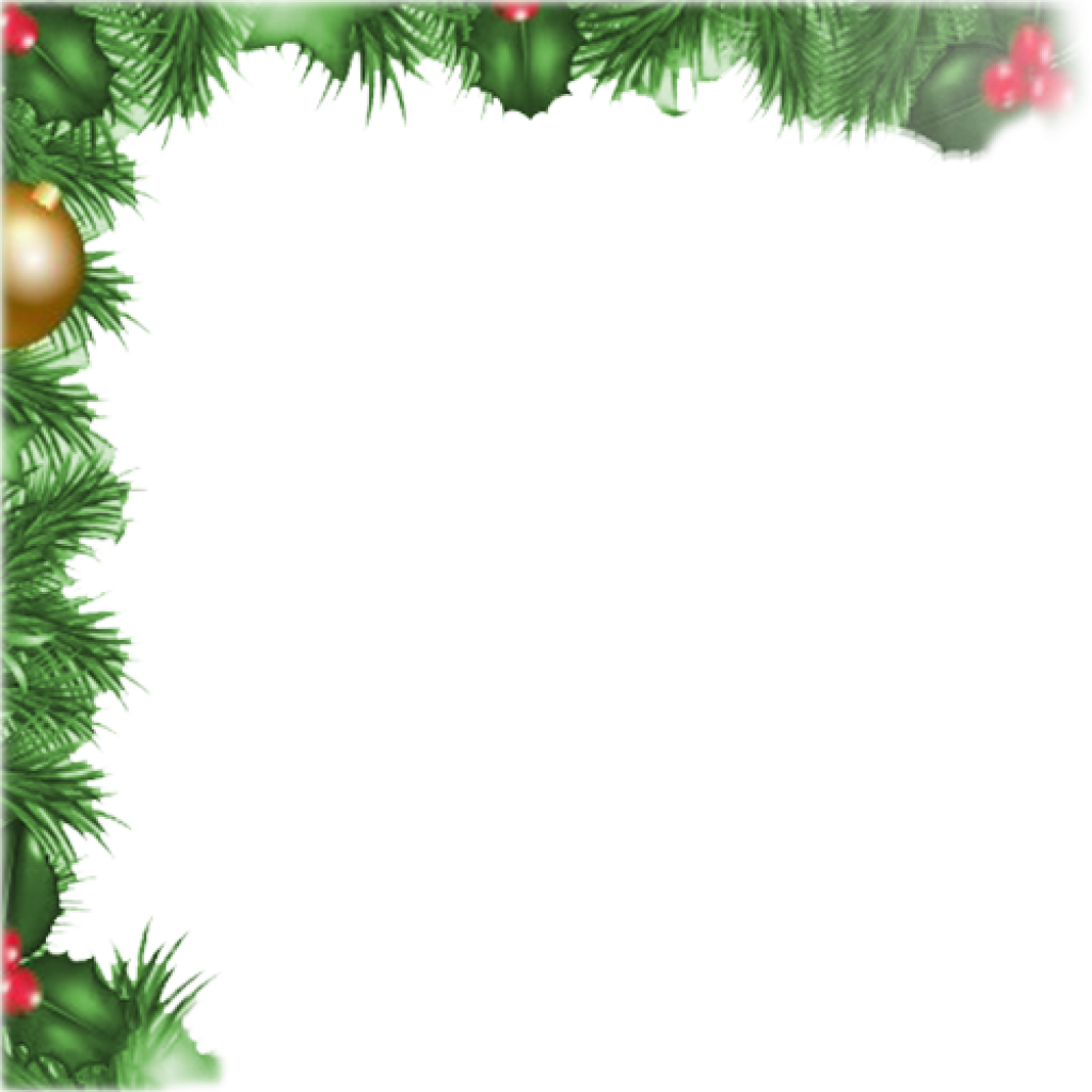 Christmas png borders. Border transparent background peoplepng