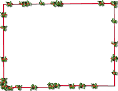 Christmas border .png. Png hd