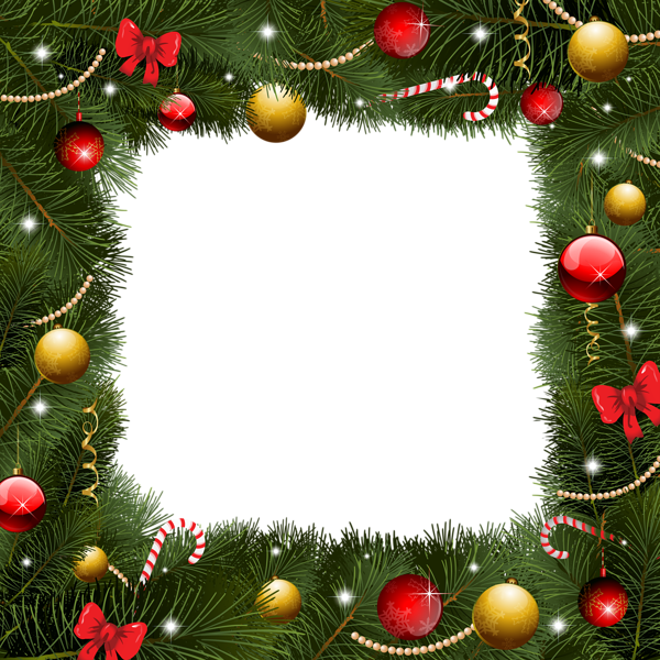 Christmas border png. Transparent frame frames pinterest