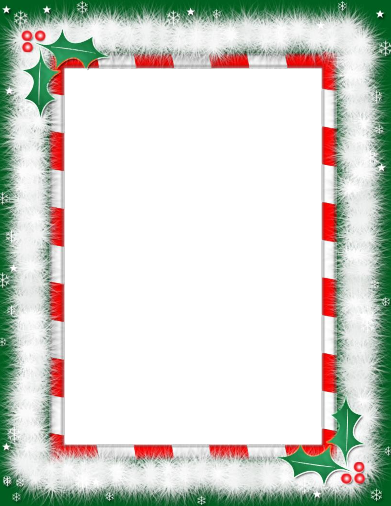 Christmas border .png. Png file mart