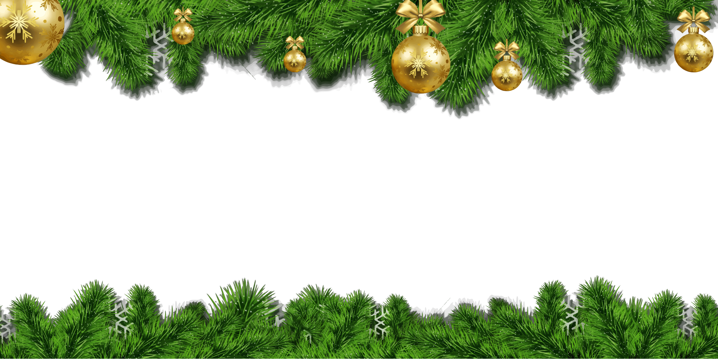 Christmas borders .png. Icons png free and