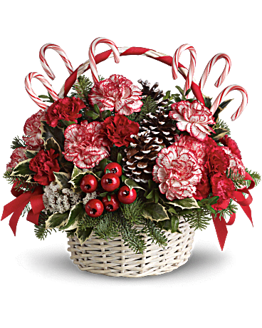 Christmas bouquet png. Stocking stuffing preparation event