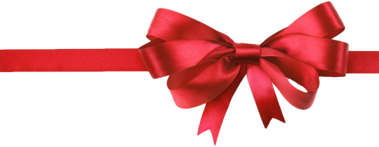 Christmas png red. Bow hd transparent images