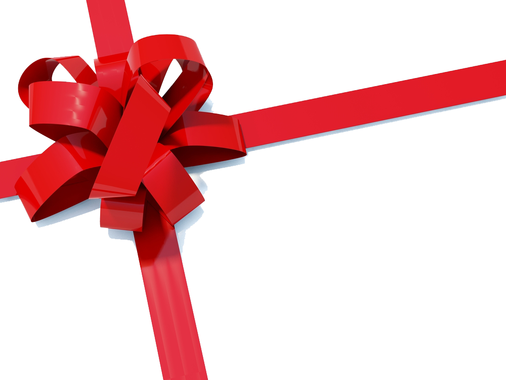 Christmas bow png transparent. Mart