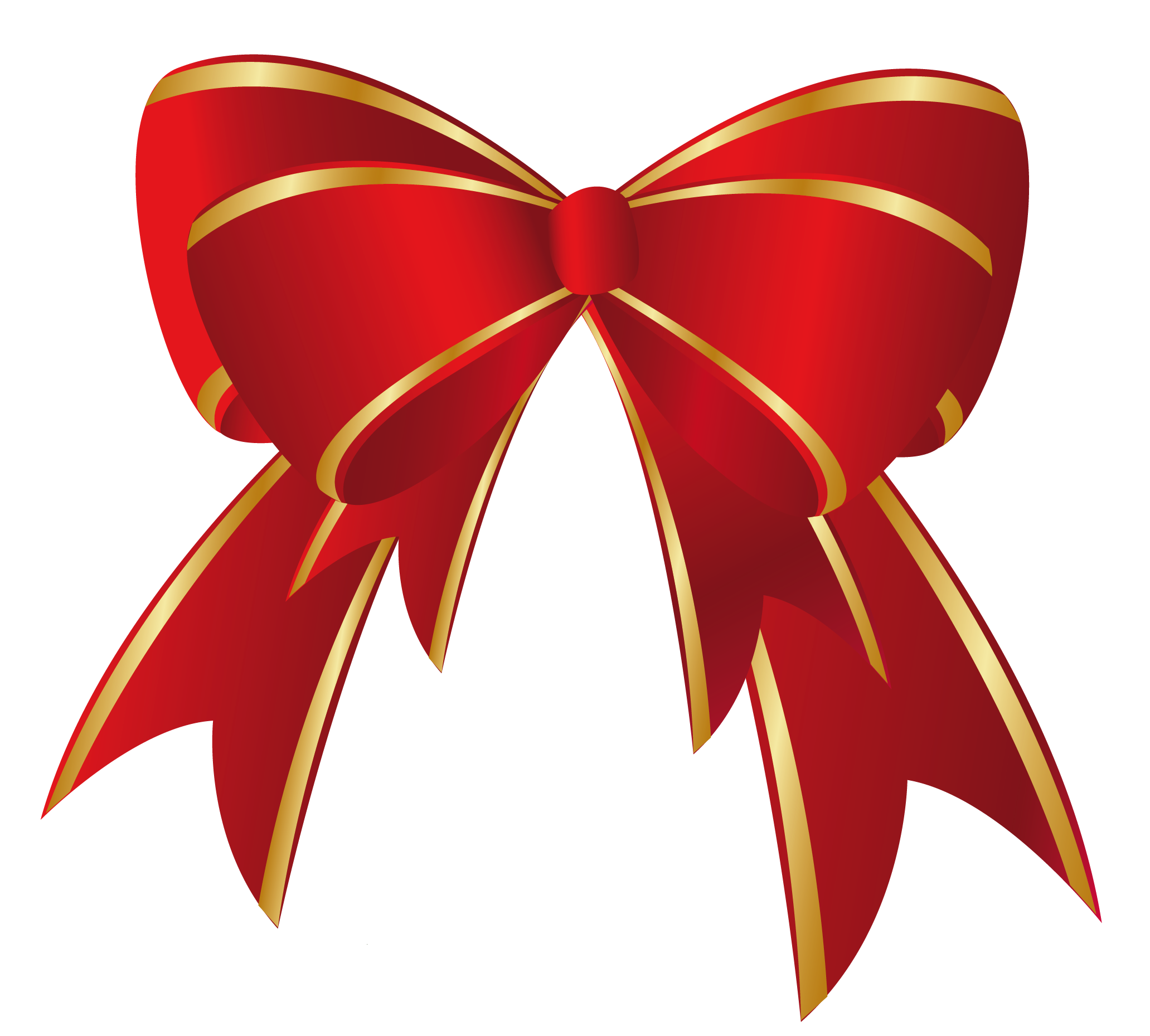 Christmas bow png transparent. Image arts