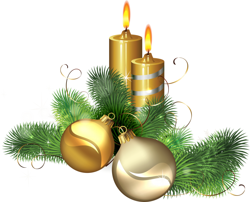 Christmas candle png. Golden free images toppng