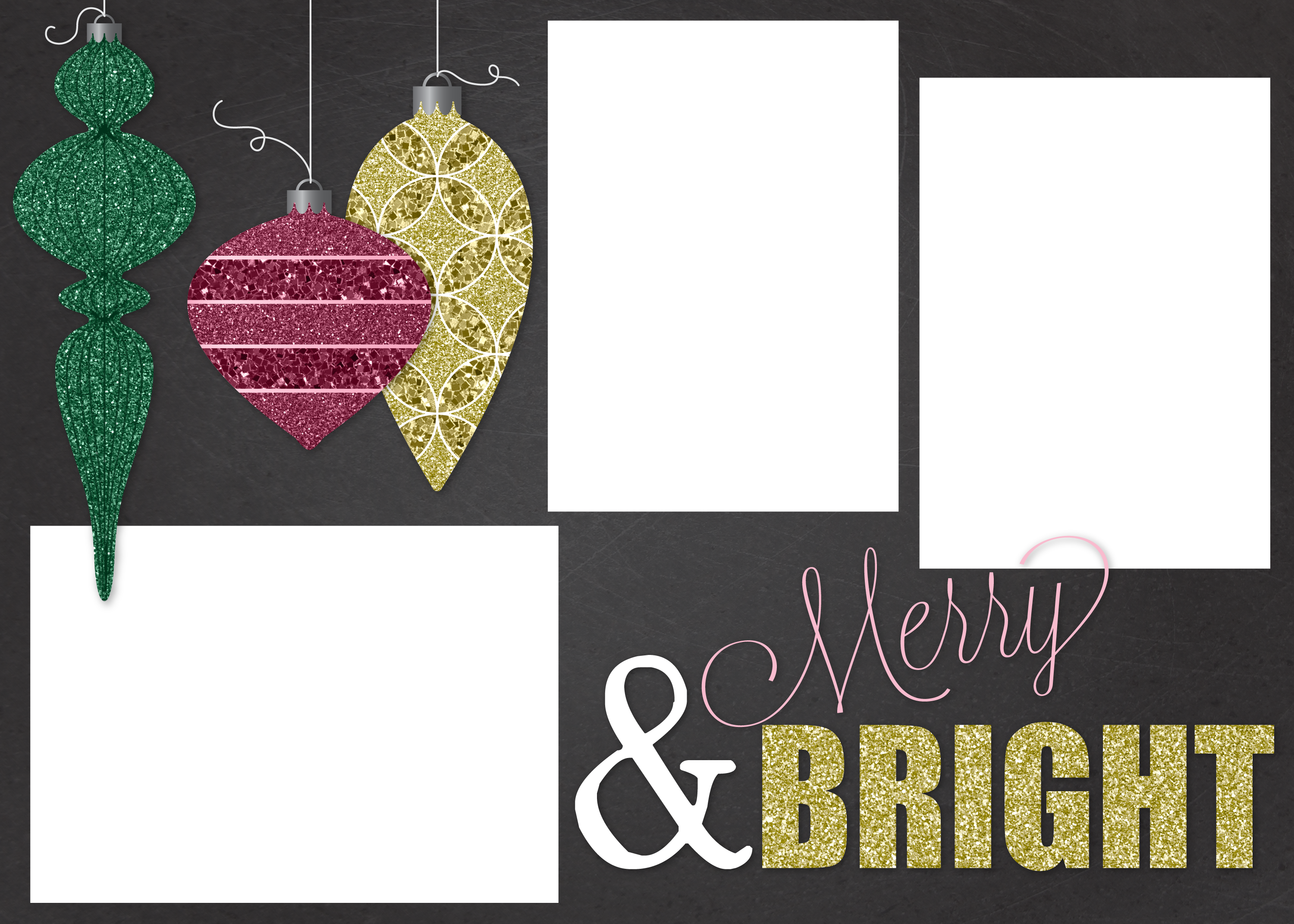 Transparent templates photograph. Photo christmas card free