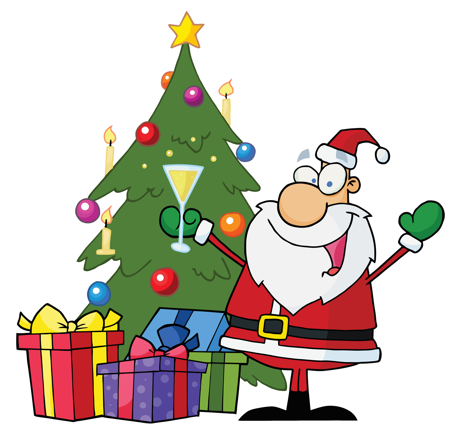 Christmas clipart cartoon. Free download clip art