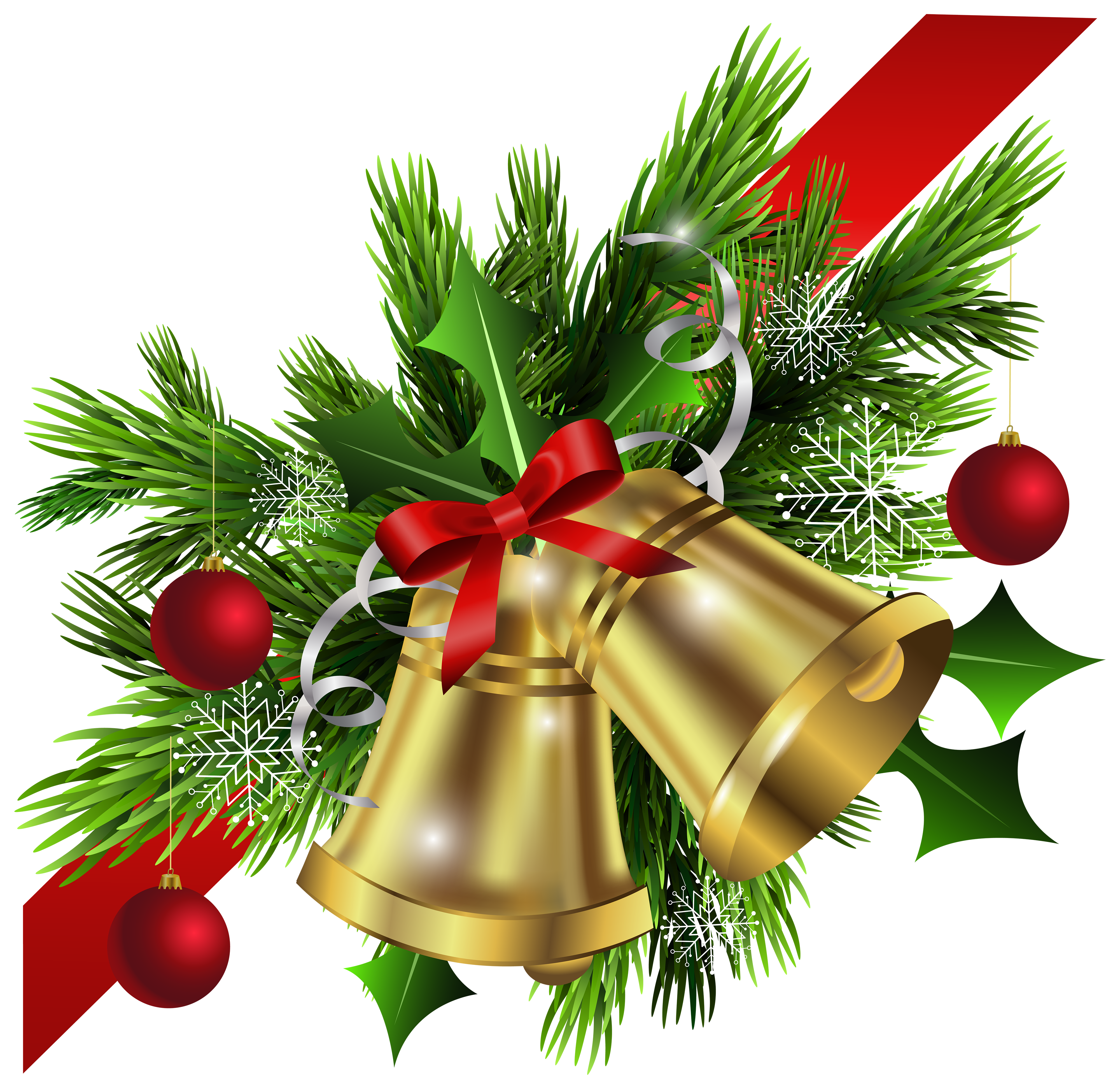 Christmas clipart corner. Free cliparts download clip