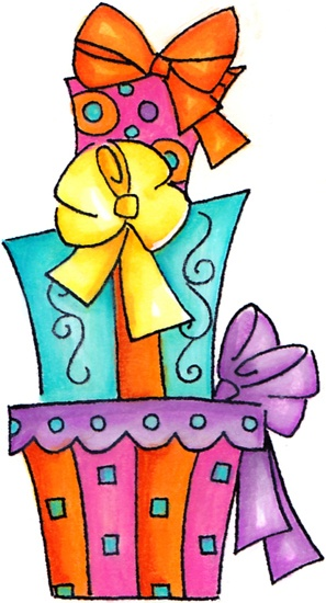 Christmas clipart happy birthday. Fun at getdrawings com