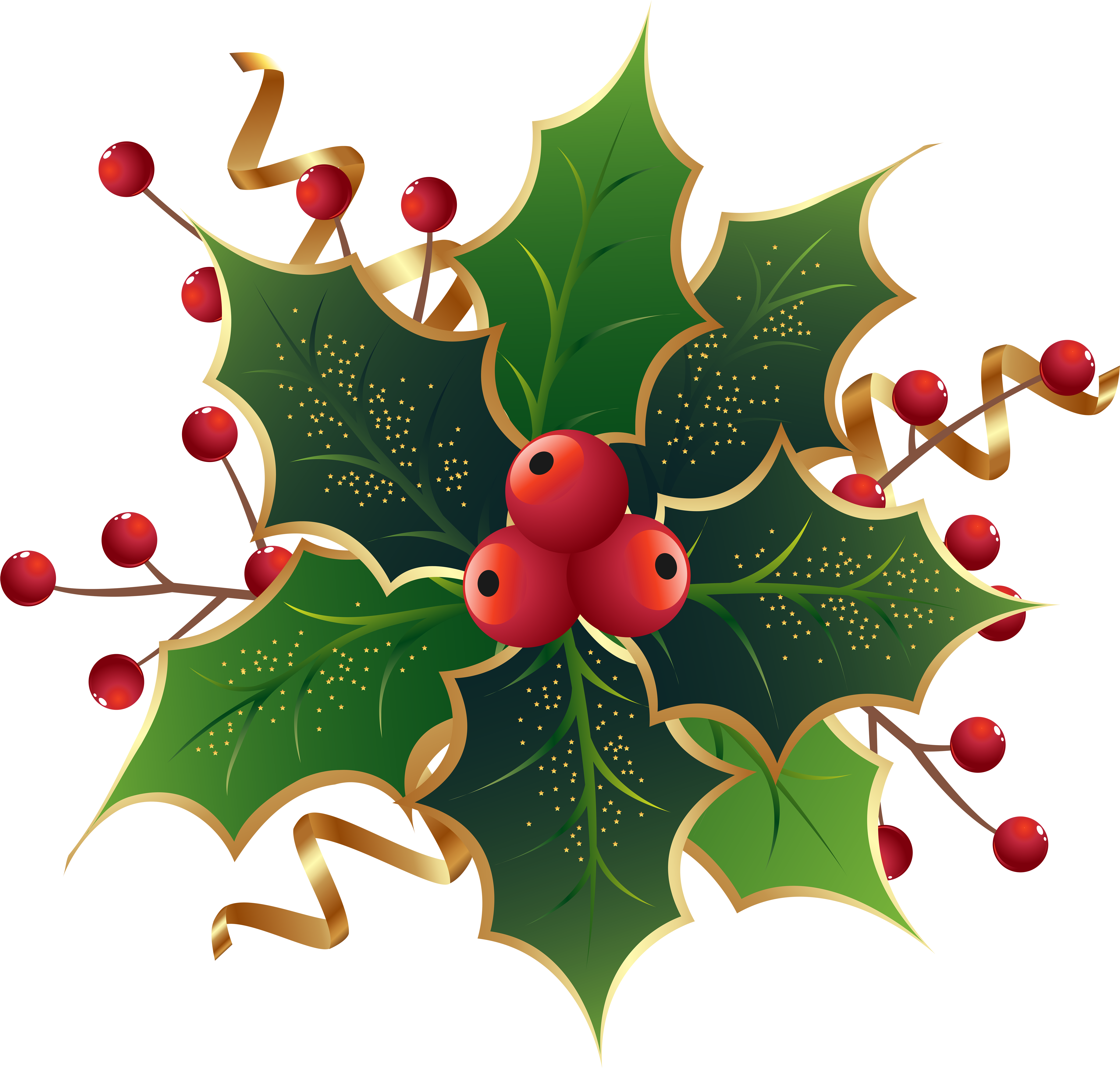 Christmas clipart holly. Pin by cherryg on