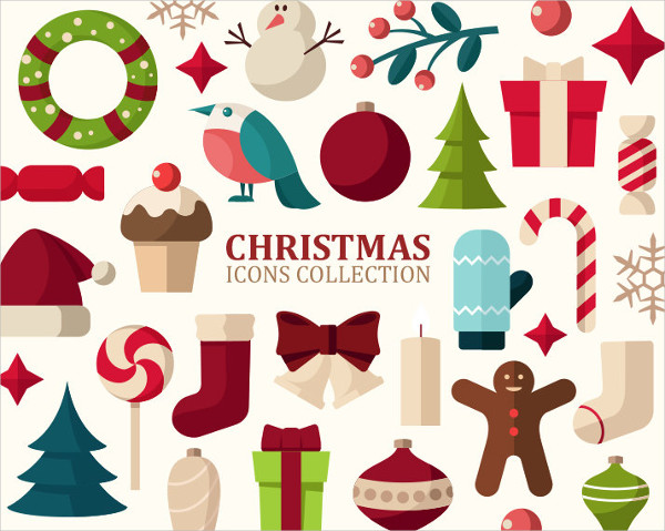 Christmas clipart icon. Icons free psd
