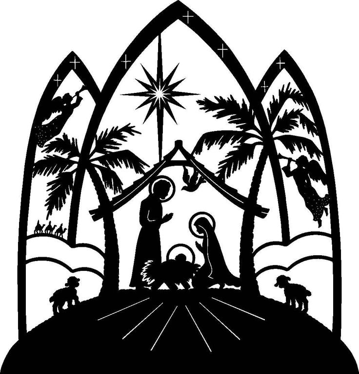 Christmas Clipart Nativity Scene Picture 330893 Christmas Clipart