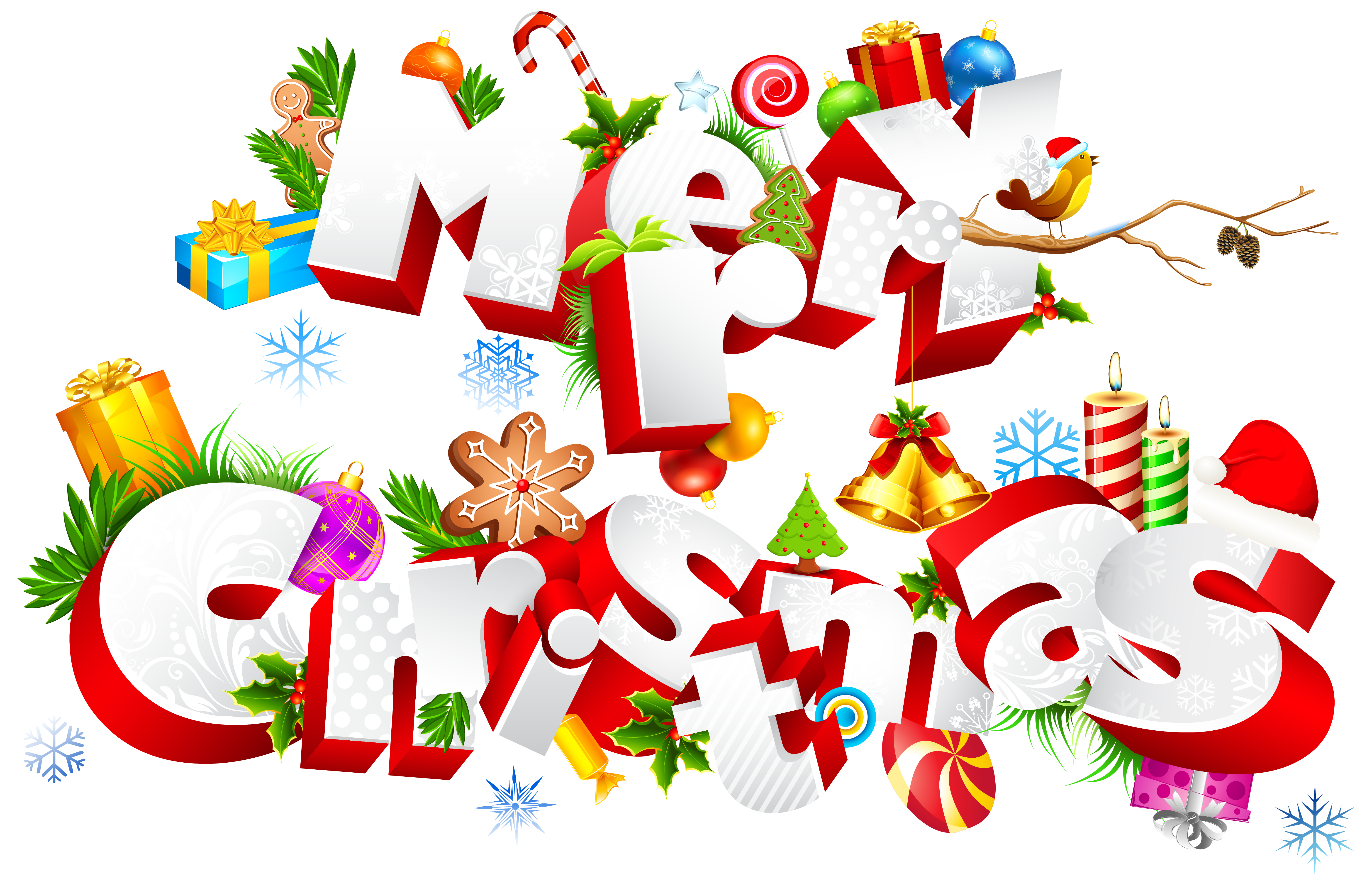 Christmas clipart png. Sweet merry image gallery
