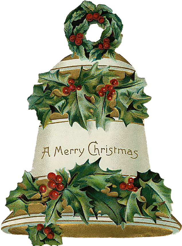 Christmas clipart victorian. Download hd merry vintage