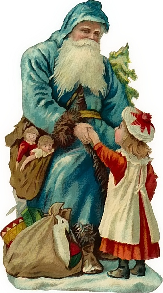 Christmas clipart victorian. Altogetherchristmas com vintage and