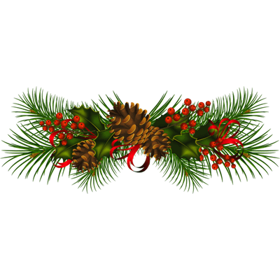 Christmas decorated pine cones png. Antique wooden photo frame