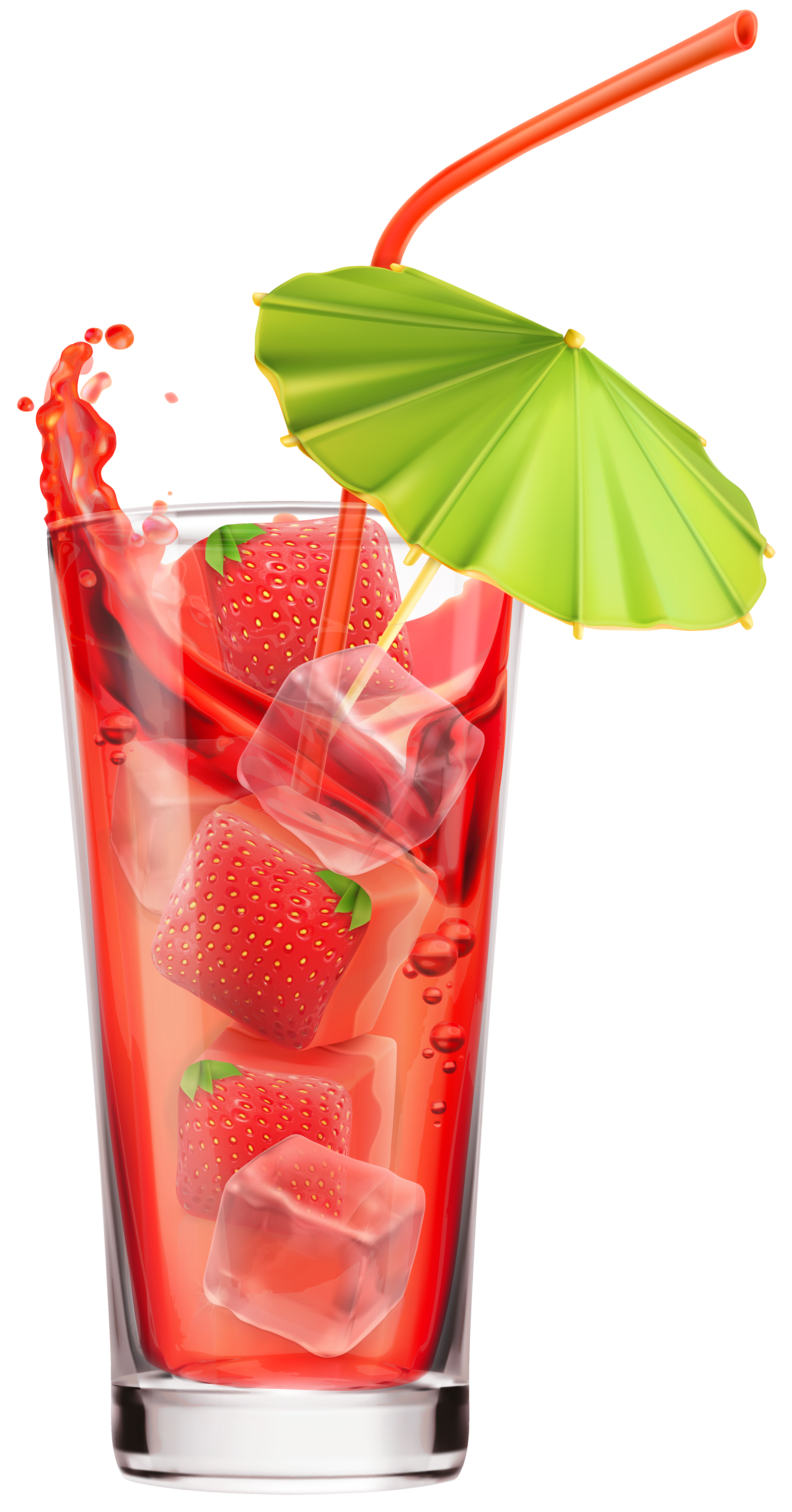 Drinks png. Strawberry cocktail clipart image