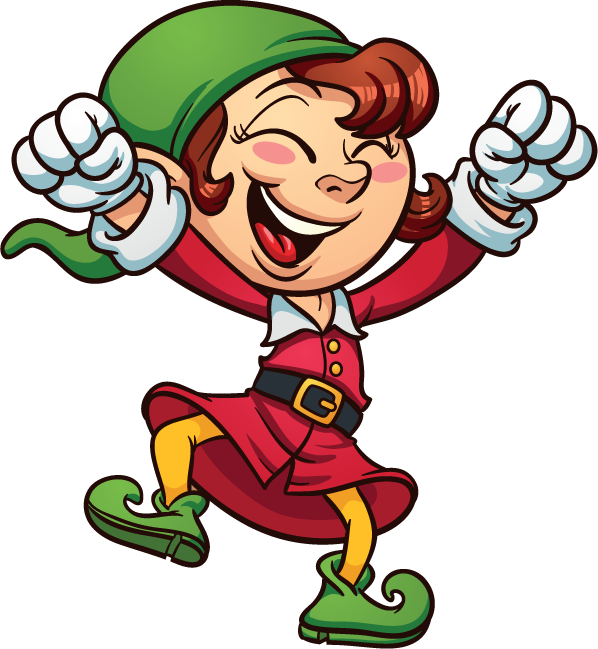 Christmas elf png. Transparent images all free