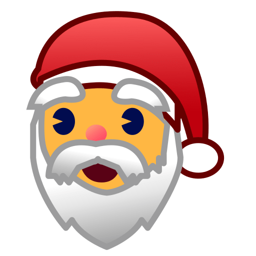 Christmas emoji png. Father for facebook email