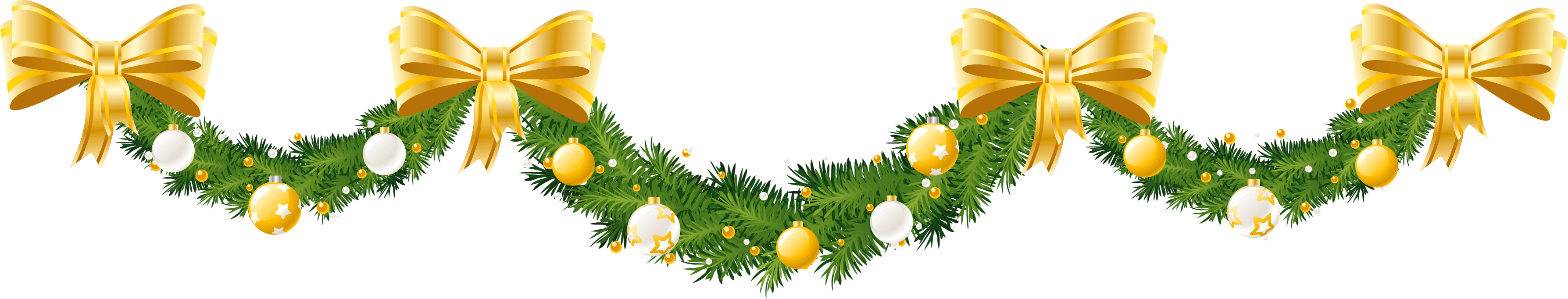 Christmas garland png. Transparent images all picture
