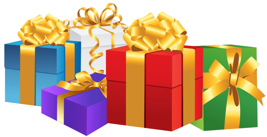 Christmas Presents Png.Christmas Present Transparent Png Clipart Free Download Ywd