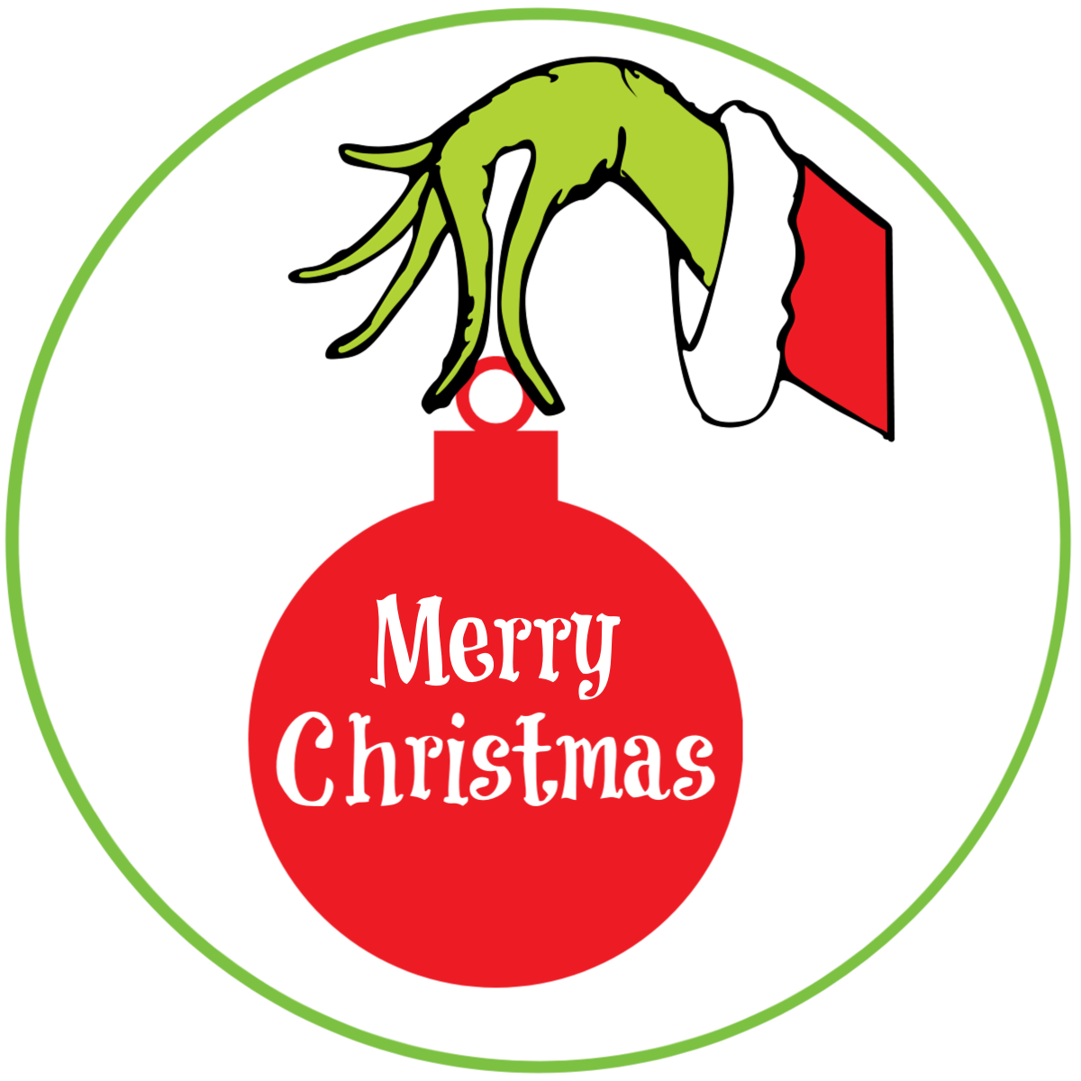 Grinch png cute. Gift for christmas fun