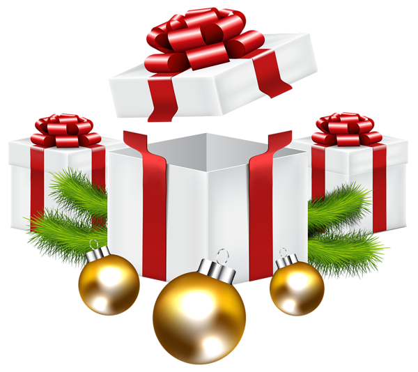Christmas gifts png. Clip art image pinterest