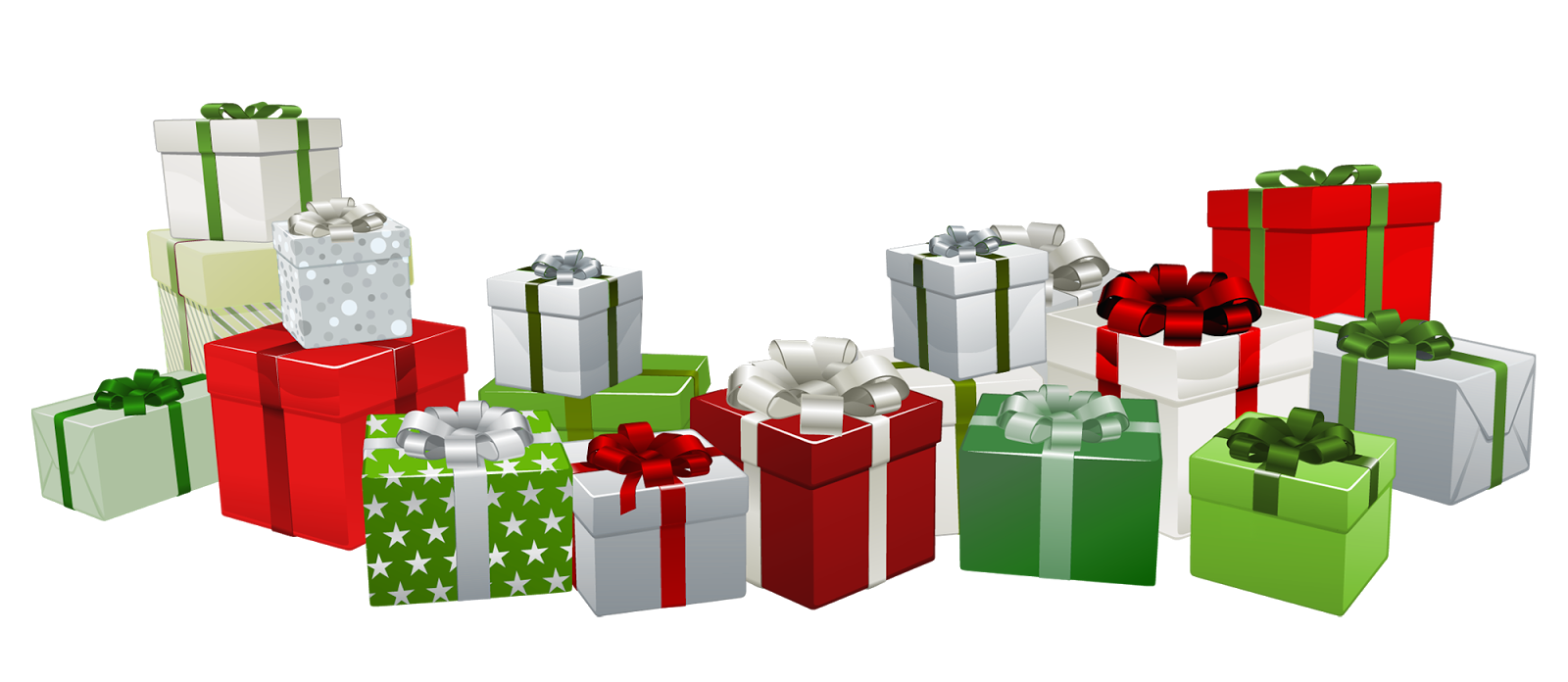 Christmas gifts png. Free images download clipart