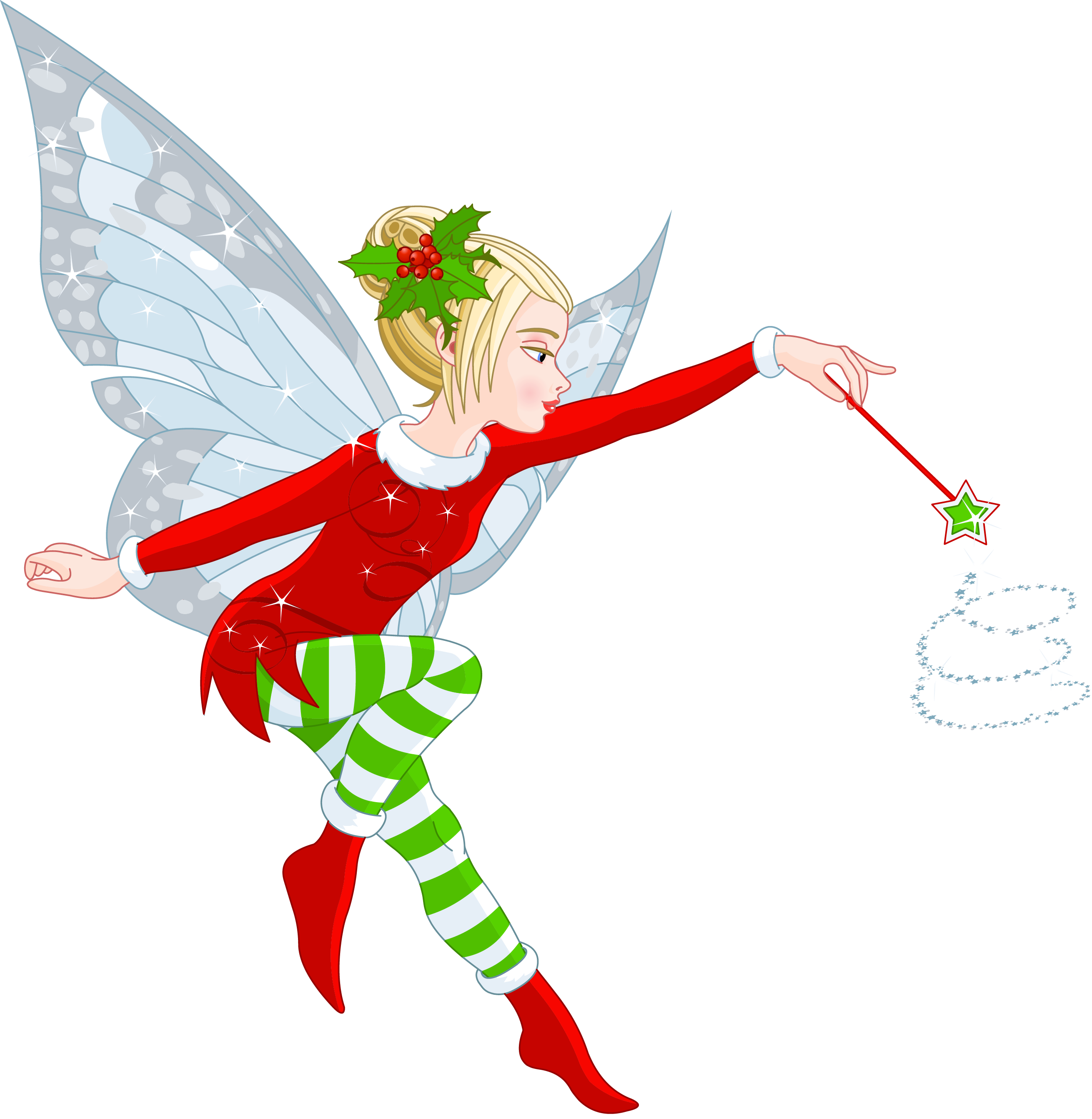 Elf clipart female. Transparent christmas girl png