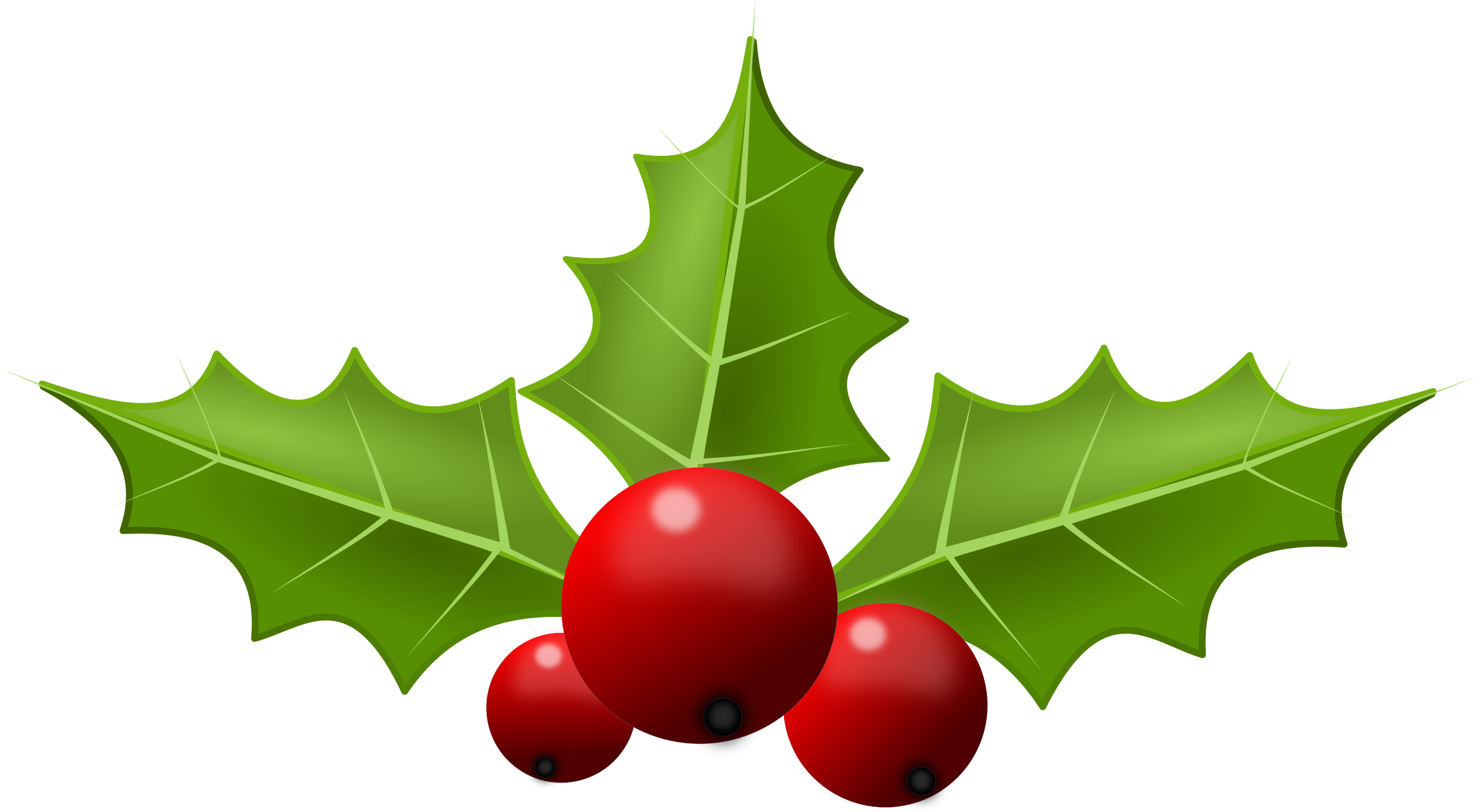 Christmas holly png. Remix icons free and