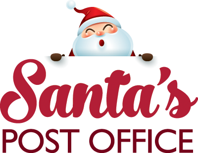 Christmas letters png. Santa s post office