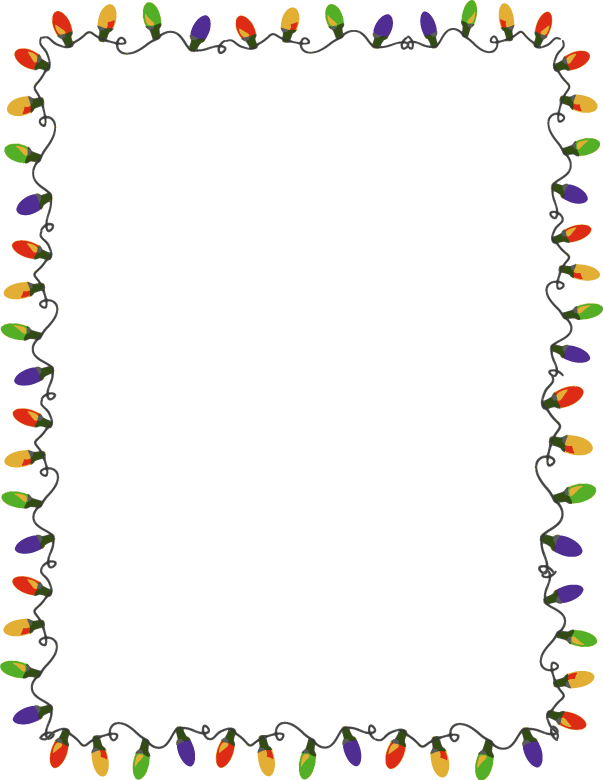 string lights png free