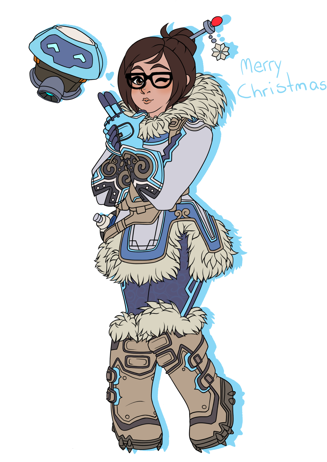 christmas mei png